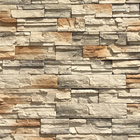 Polished China Decorative Wall Cladding Stone Slate Exterior Cultural