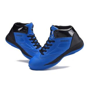 Men High-top Basketball Shoes Unisex Men and Women Shoe Light Jordan Basketball Sneakers Anti-skid Breathable Outdoor Sports