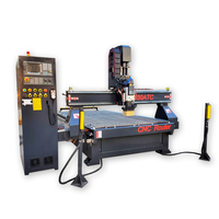 cnc router with ATC function woodworking machine