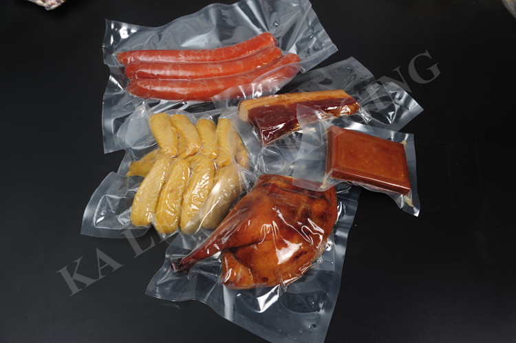 Cheap zip lock plastic packaging bag vacuum sealing food sealer commercial with factory direct sale price
