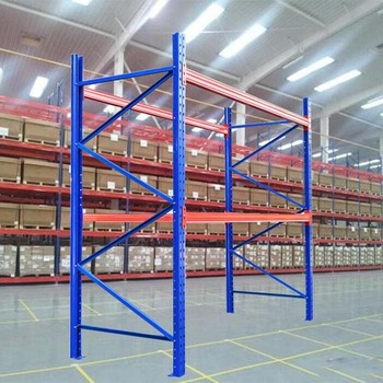 Warehouse racking system heavy duty pallet racking customized