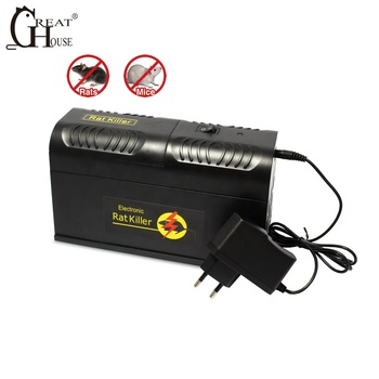 GH-190 Indoor electronic smart mouse trap rat killer
