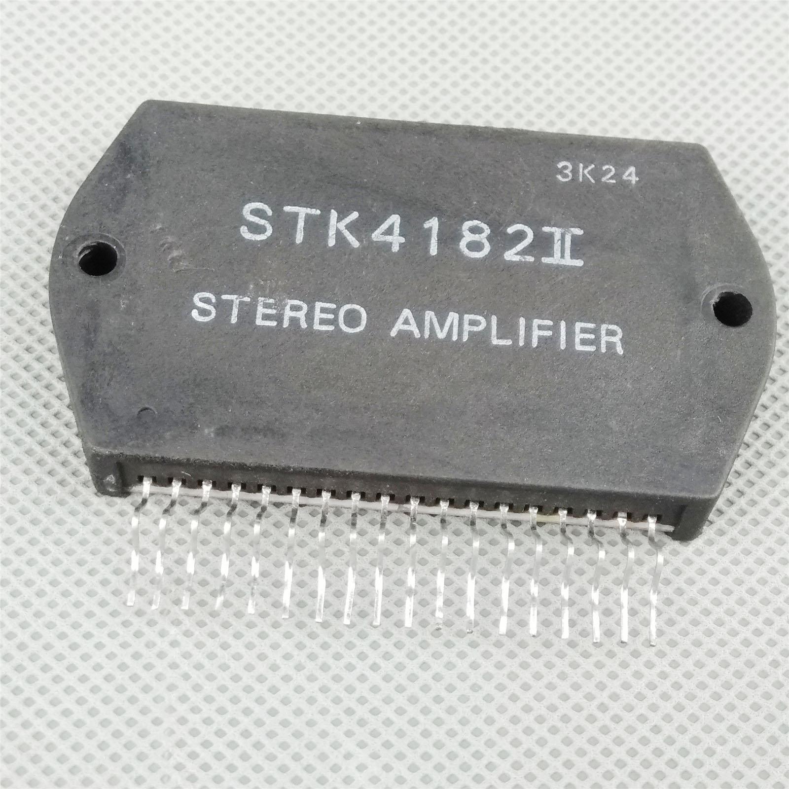 NEW 1PCS STK4182II SANYO Encapsulation:SIP-ZIP