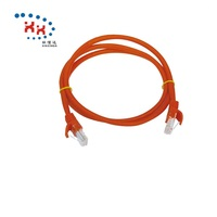 XXD Factory price UTP CAT5E patch cord STP CAT6A networking cable CAT7 CAT8 Ethernet cable cat6