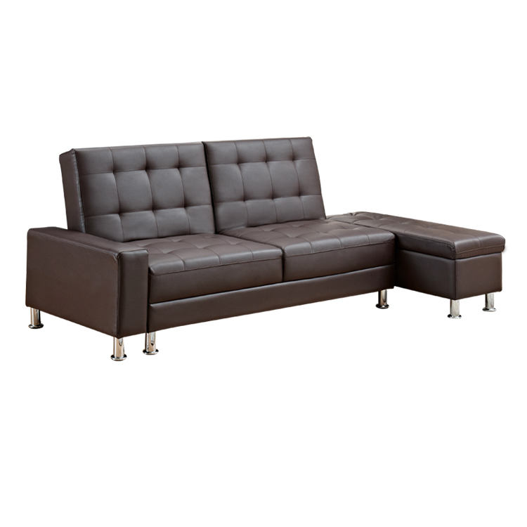 Modern Design Sofa Bed Leather