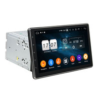 Klyde KD-1000 10.1inch android 9.0 car auto multimedia system dvd player for Universal model car radio with navigation