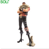 24 cm PVC Luffy strong opponent one piece anime one piece figure katakuri