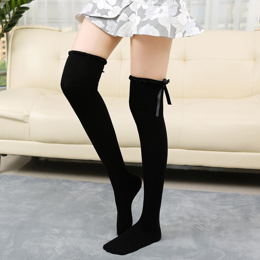 Lightclub Womens Fashion Creative Chicken Toe Feet Socks Under Knee Stovepipe Socks