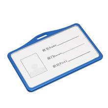 1 шт. Алюминиевый Сплав Рабочий держатель для карт s бизнес рабочий держатель для карт Настольный Органайзер(Китай)