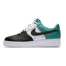 Оригинальные оригинальные мужские кроссовки Nike Air Force 1 Low Mini Swoosh для скейтбординга спортивные уличные кроссовки 2018 Новое поступление 823511-603()
