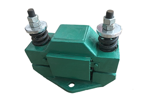 material Electromagnetic for type hoppers vibrator
