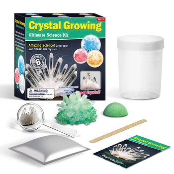 Wholesale Science Kits Magical Science Related toys Amazon Hot Crystal Growing Experiment Kit Science Educational Toys for kids