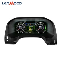 Lanmodo Race 12.3 Inch Full LCD Instrument Cluster With 1080P Full color Night Vision