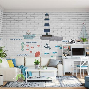 Hot New Products Kitchen Modern Wallpaper Liquidators Sticker Designs Waterproof For Wall Panel Decoration