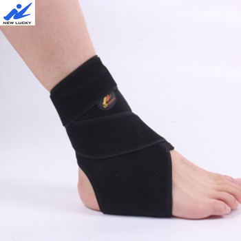 Free Sample Adjustable Neoprene Ankle Support