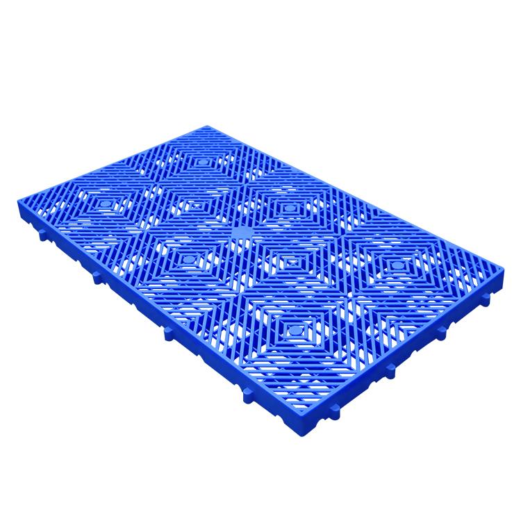 Vochtwerende Board Floor Mat Plastic Netto Floor Mat Gebruik Voor Pet Hond Kat Geit Schapen