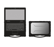 4G rugged <span class=keywords><strong>Netbook</strong></span> 14 pollici Intel tablet rugged militare del computer portatile
