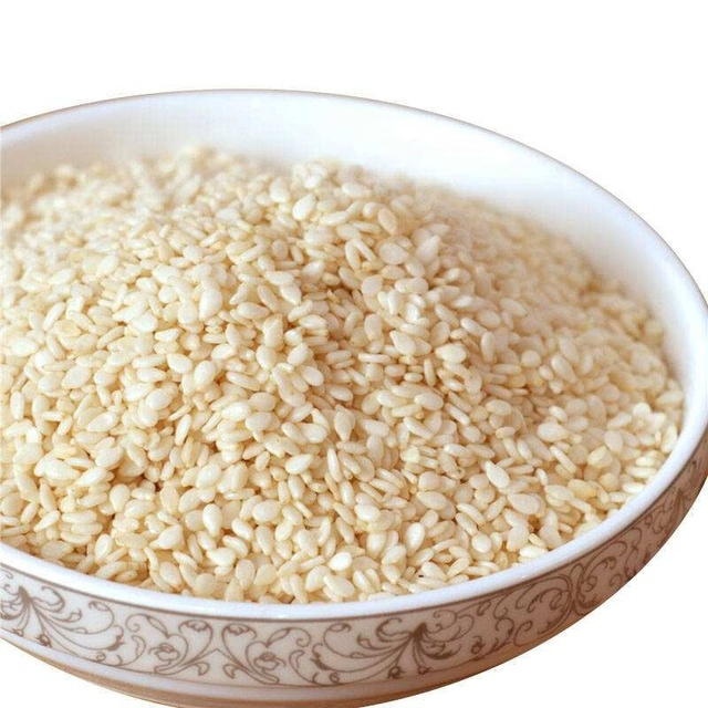 Best quality raw and baked roasted sesame seeds import price
