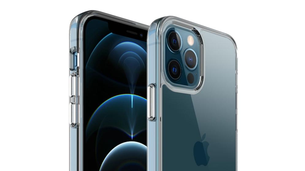 สำหรับ iPhone 12กรณีชัดเจน,Tpu นุ่มกรณีโปร่งใสสำหรับ iPhone 12ปกหลัง
