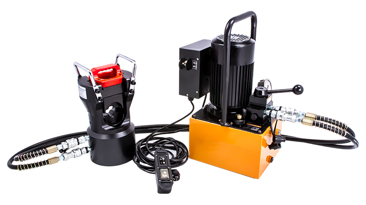 Electric hydraulic power steering pump With Oil Capacity 5T