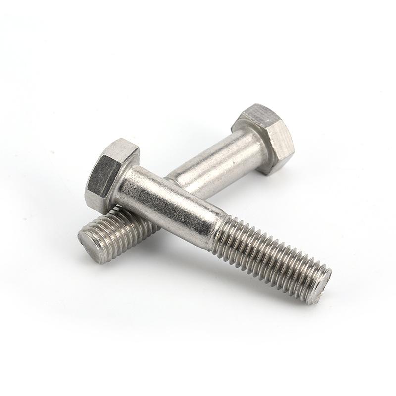 Sprint por A2 acero inoxidable perno hexagonal totalmente de rosca M8 8 x 60 mm 5 UNIDADES
