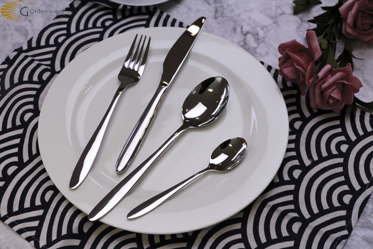 GW-731 Newly stainless steel cutlery european style