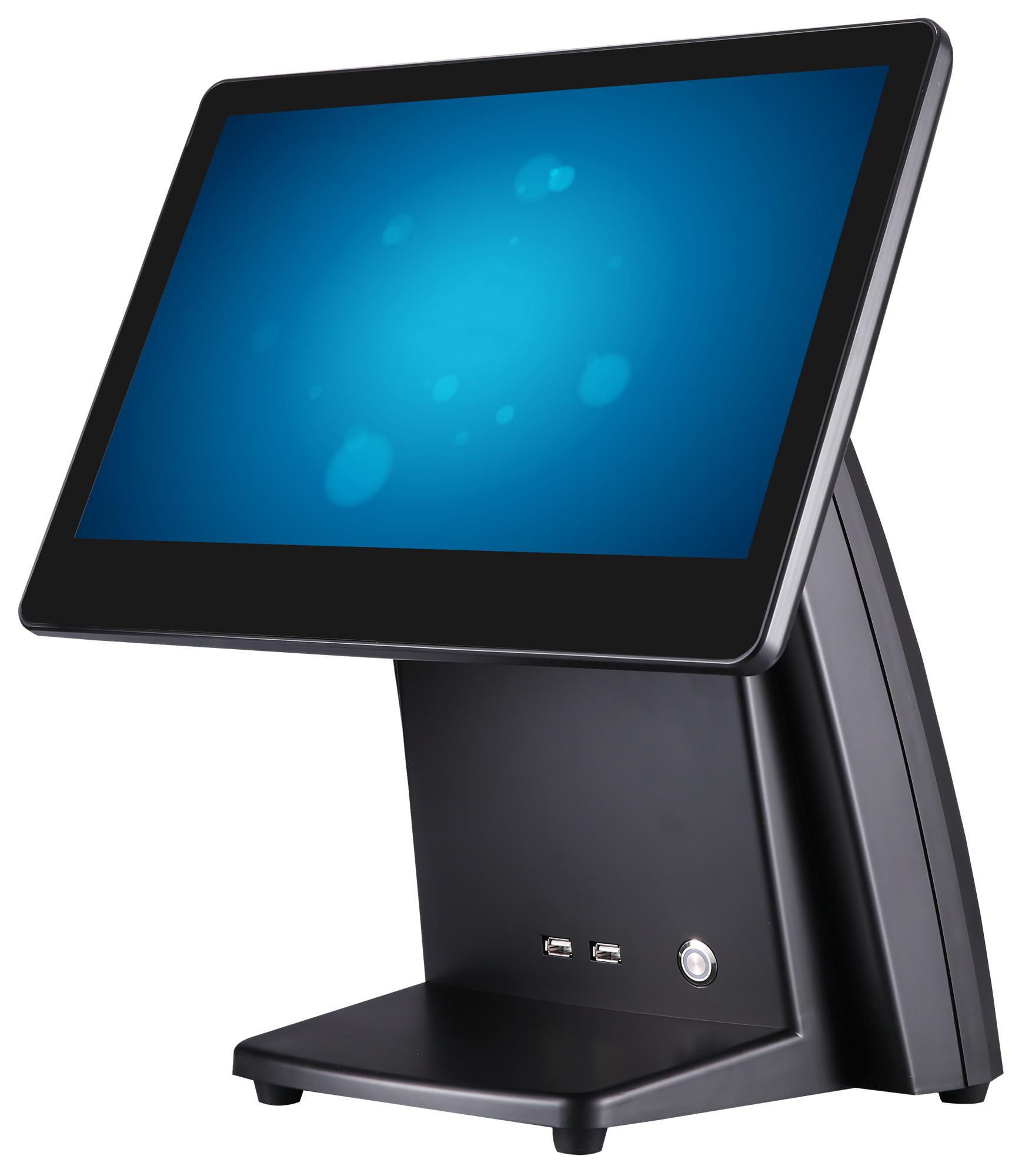 """15 """"또는 15.6"""" windows pos pos 소프트웨어 OEM ODM 지원"""