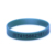 2020 hot sale personal wristband  rubber band bracelets silicone wristbands custom