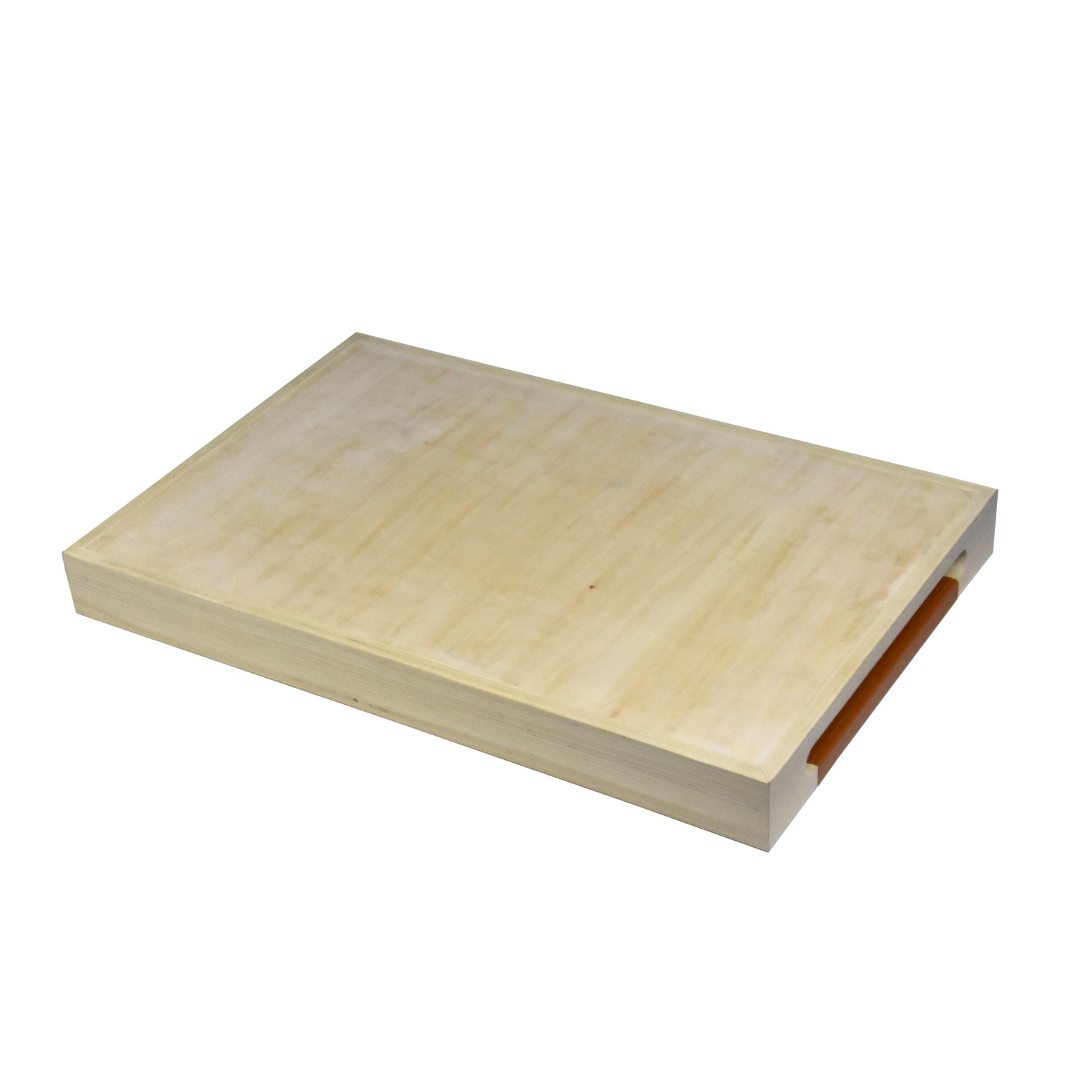 High Quality Best Selling Office Hotel Wooden Portable Serving Tray Organizer