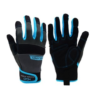 PRISAFETY hand gloves mechanic safety tools gloves mechanical work anti-vibration gloves safety