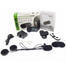 HD waterdichte <span class=keywords><strong>bluetooth</strong></span> intercom headset voor motorfiets