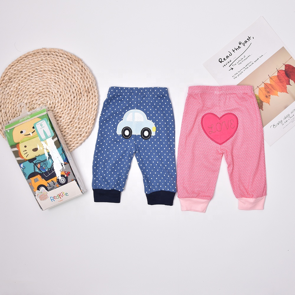 Spring fashion 100% Cotton Spring Autumn Winter Baby PP Harem Pants Girls Boys Trousers