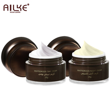 <span class=keywords><strong>AILKE</strong></span> Private Label Make-Up 2 IN 1 Kojic Säure Sonnencreme Anti-Aging Ruhe <span class=keywords><strong>Bleaching</strong></span> Gesicht Pflege Set Tag Und <span class=keywords><strong>nacht</strong></span> <span class=keywords><strong>Creme</strong></span>