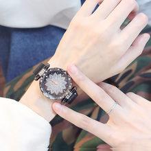Кварцевые женские часы, женские водонепроницаемые часы со стальным браслетом, женские часы, Relogio Feminino Montre Femme(Китай)
