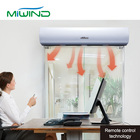 "MIWIND X5 36"" Super Power 2 Speeds 1200CFM Commercial Indoor Air Curtain, CE SASO CB Certified,"