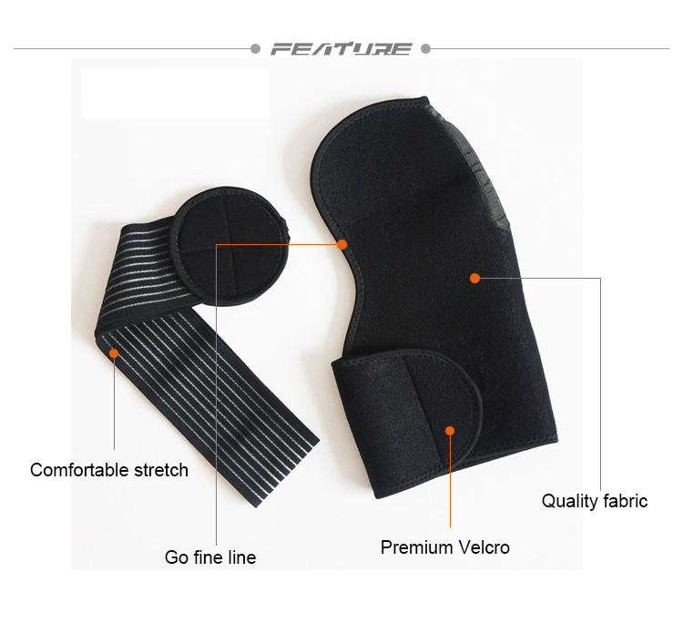 Neoprene Adjustable Single Shoulder Support
