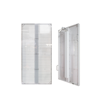 Building Window Flexible Curtain Mesh LED Screen  LED Transparent P3.91 P7.8 Outdoor Display Screen Indoor Advertising Board