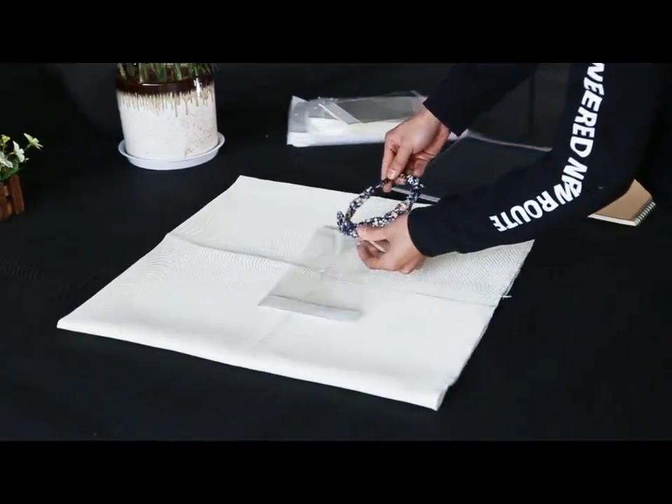 YTBagmart Fabrik Preis Food Grade Cellophan Self Sealing Bopp Kunststoff Cello Tasche Klar Farbe Opp Brot Taschen