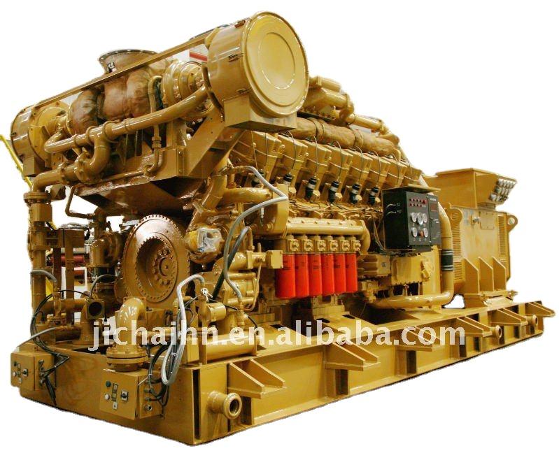 10 mw natural gas electric generators