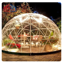 Nieuwe Party Transparant Geodetische Koepel <span class=keywords><strong>Tent</strong></span> Event Outdoor <span class=keywords><strong>Restaurant</strong></span> <span class=keywords><strong>Tent</strong></span>