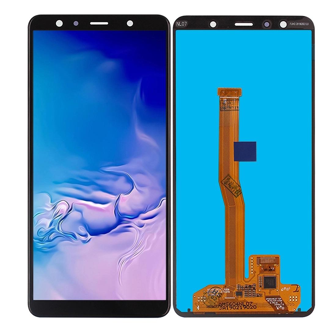 Tela לסמסונג גלקסי S3 S4 S5 מיני S6 S7 קצה S8 S8 + S9 S10 בתוספת Pantallas Para Celulares עבור Samsung LCD