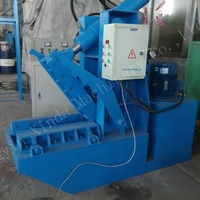 Tire Recycling Waste Tire Cutting Machine