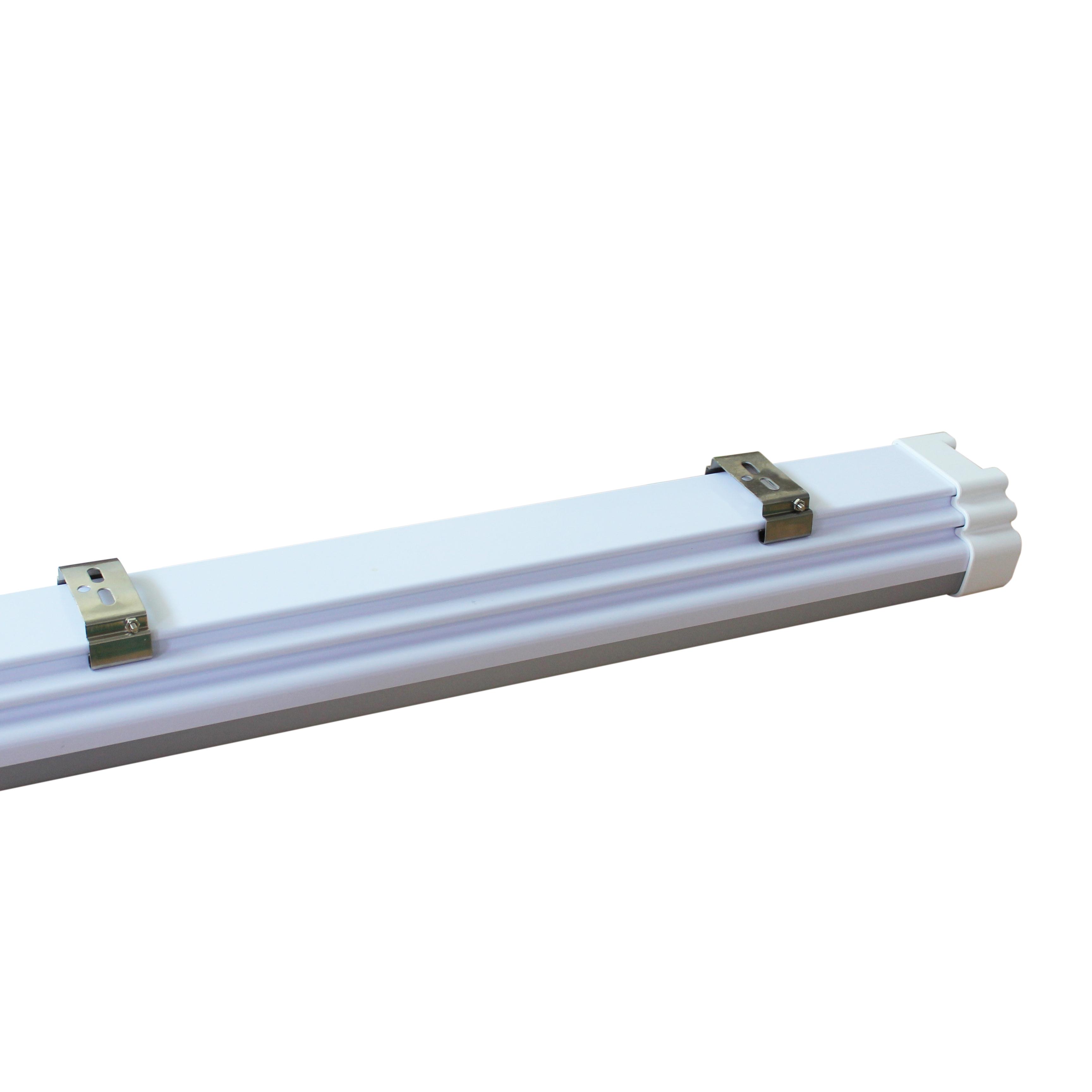 high lumen 2ft...8ft 70W smart sensor led vapor tight ETL high quality connectable led tri-proof light