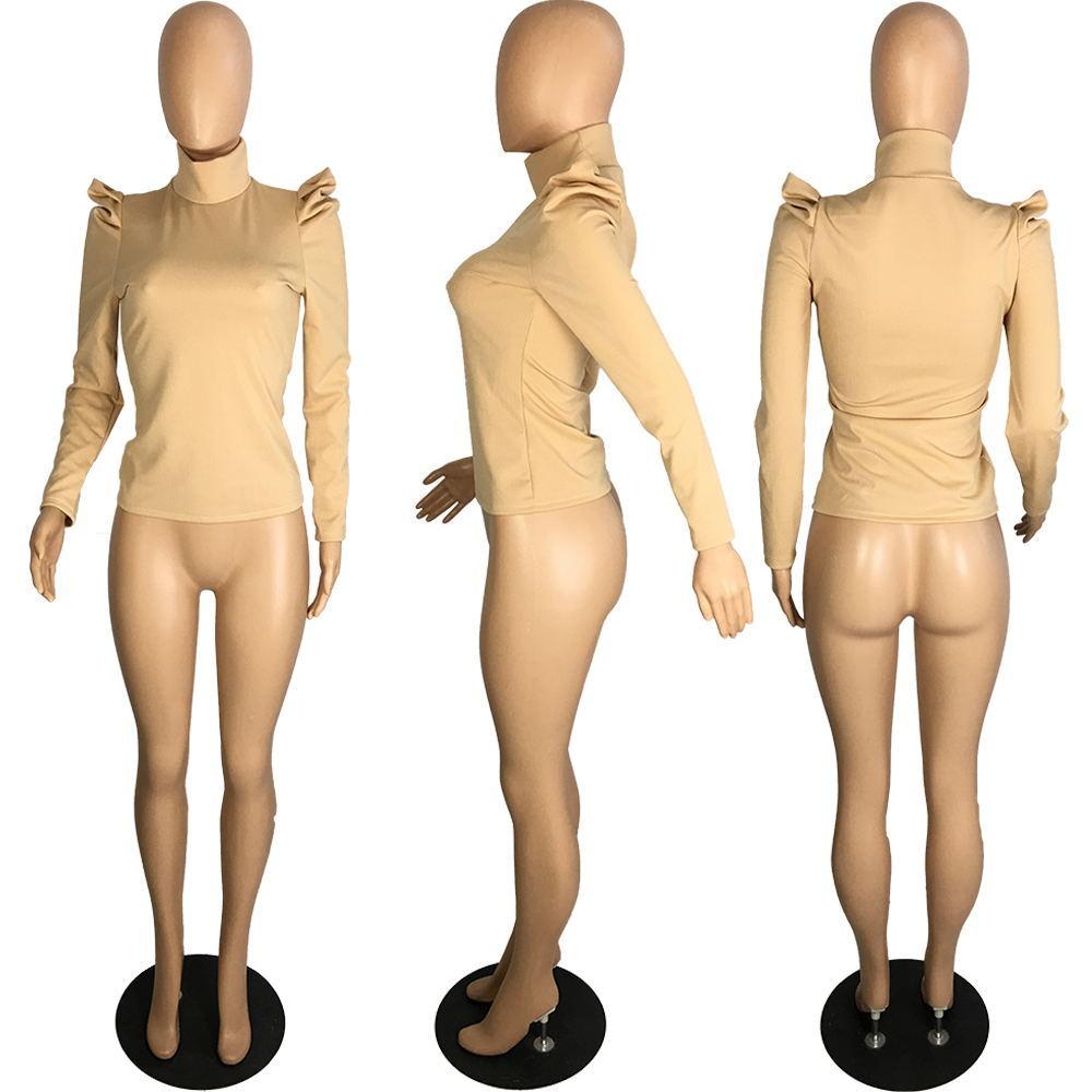 Professionale Qzbaoshu 2020 Estate Sexy Stretto Signore Pullover Della Signora Delle Donne Pullover Maglione