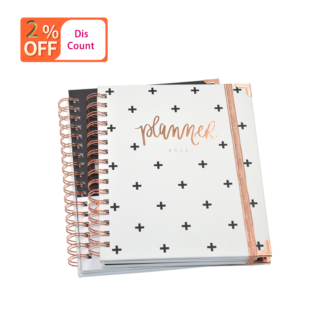Low Mioq 2020 Planner Notebook/Day Planner/Daily Agenda Planner