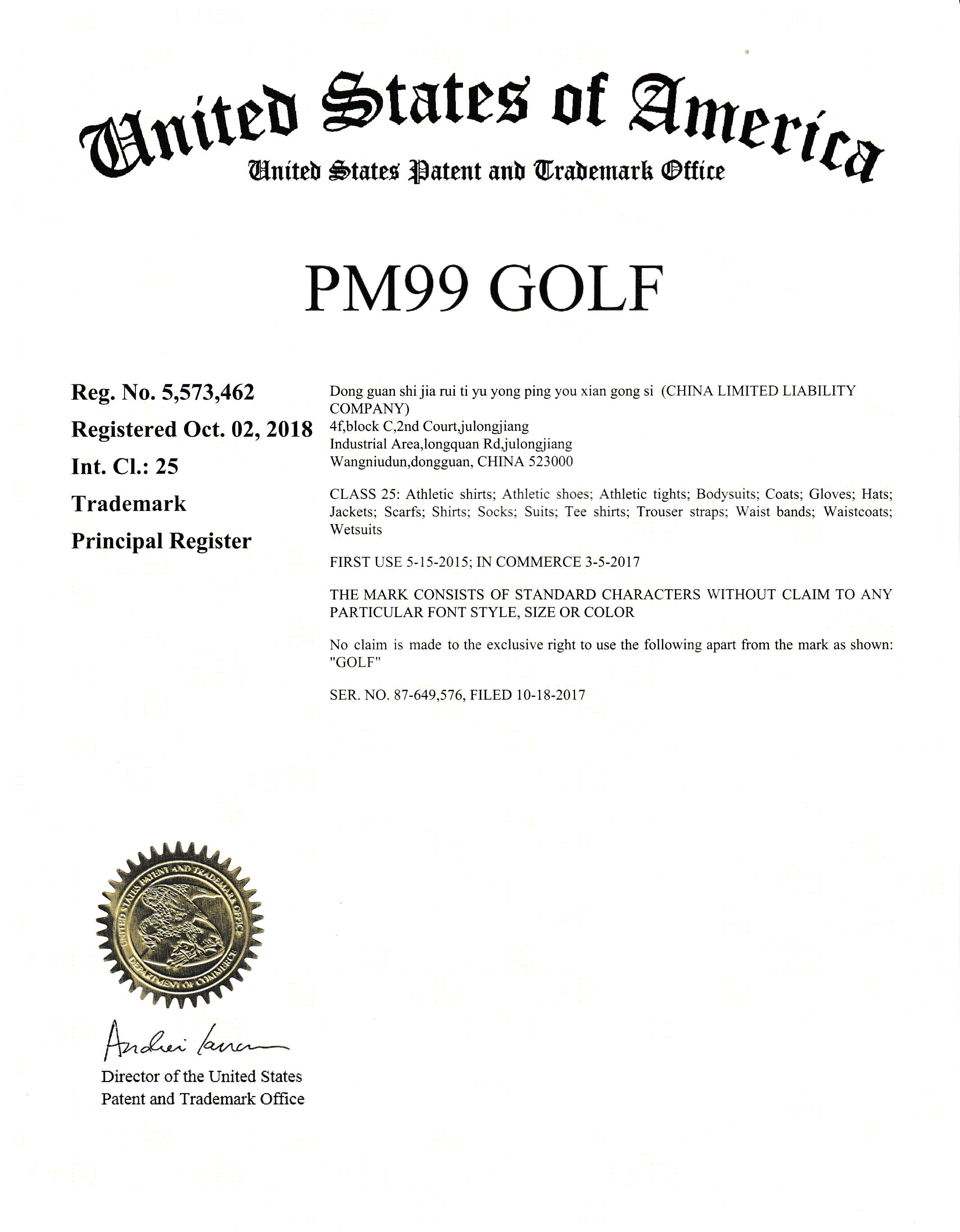 Le Golf professionnel Aimant tés Magnétique Tés Abaisseur de Golf avec Ancre garder Balle de Golf