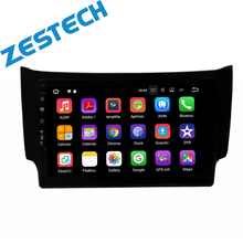 1 din 10.1 inch android 9.0 hệ thống Car DVD Player đối với Nissan Sylphy <span class=keywords><strong>2012</strong></span>