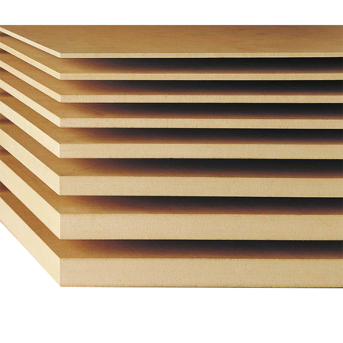 Linyi Consmos18mm plain <strong>MDF</strong> board 1220*2440mm