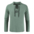 Top Design Hemp Embroidery T-shirts Soft Long Sleeve Sports T Shirts for men