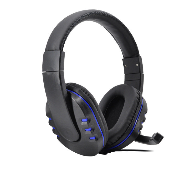 Call Center Office Noise cancelling USB headphone business headset with microphone